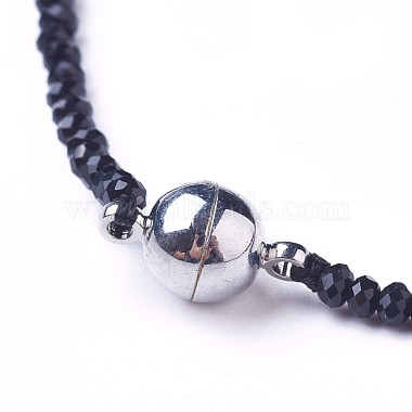 Natural Howlite Necklaces(NJEW-G323-01)-3