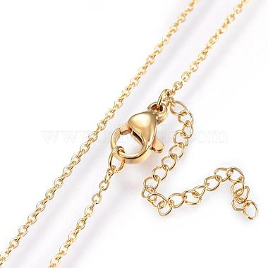 304 Stainless Steel Pendant Necklaces(NJEW-H491-02A-G)-3