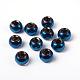 Large Hole Rondelle Glass European Beads(X-GDA006C3)-1
