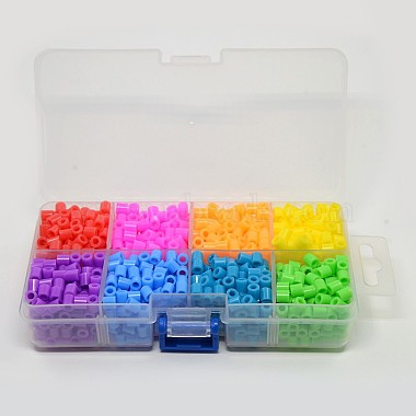 1Box Tube PE DIY Melty Beads Fuse Beads(DIY-X0058)-3