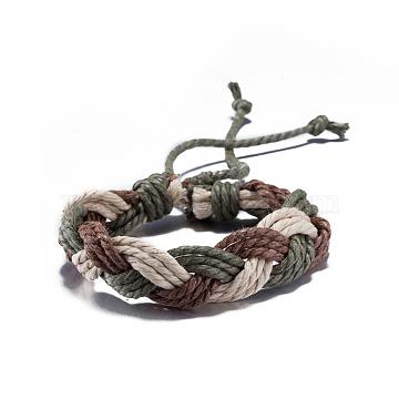 Colorful Leather Bracelets