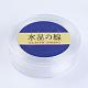 Chaîne en cristal élastique plat japonais(EW-G007-02-1mm)-3