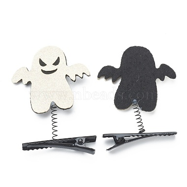 Halloween Spring Felt Hair Accessories(PHAR-H066-01)-2