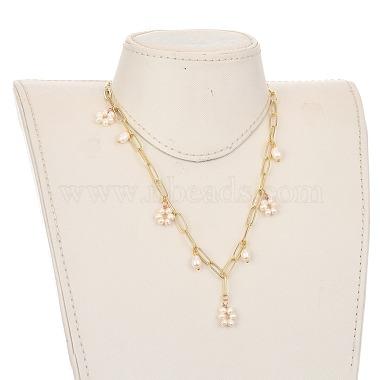 Pendant Necklaces(NJEW-JN02969)-4