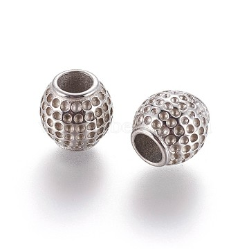 Stainless Steel Color Rondelle Stainless Steel Beads
