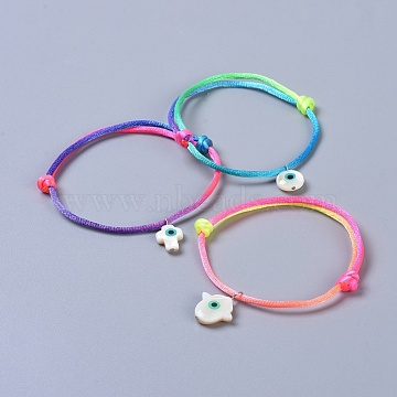 Colorful Nylon Bracelets