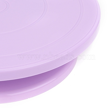 Rotating Cake Turntable(DIY-E034-01A)-3