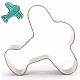 304 Stainless Steel Cookie Cutters(DIY-E012-78)-1