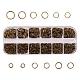 1 Box Iron Jump Rings(IFIN-X0005-AB-NF-B)-1