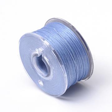 0.1mm CornflowerBlue Polyacrylonitrile Fiber Thread & Cord