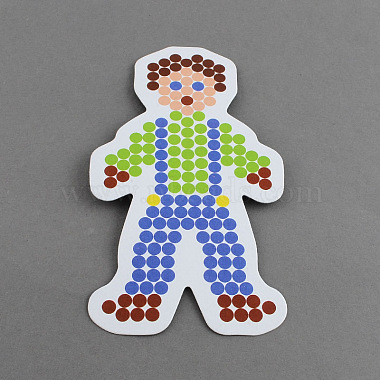 Colorful Human Paper Template