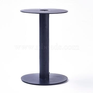 Black Plastic Spools