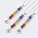 Chakra Jewelry(NJEW-JN02133)-1