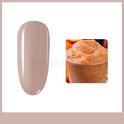 7 ml de gel pour les ongles, pour la conception d'art d'ongle, rosybrown, 3.2x2x7.1 cm; contenu net: 7 ml(MRMJ-Q053-029)