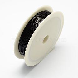 fil de fer, noir, 0.3 mm, 20 m / rouleau, 10 rouleaux / set(MW-R001-0.3mm-11)