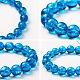 SUNNYCLUE Natural Crackle Quartz Round Beads Stretch Bracelets(BJEW-PH0001-10mm-15)-4