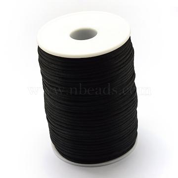 1.5mm Black Polyacrylonitrile Fiber Thread & Cord