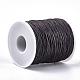 Waxed Cotton Thread Cords(YC-R003-1.0mm-304)-2
