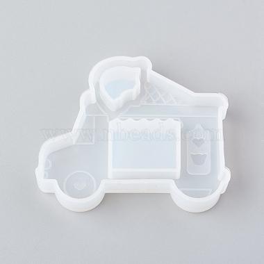 White Vehicle Silicone