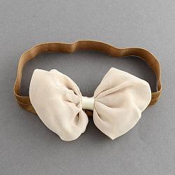 Эластичные детские повязки, повязки и ободки для девочек , морская ракушка, 110 мм(X-OHAR-R161-12)