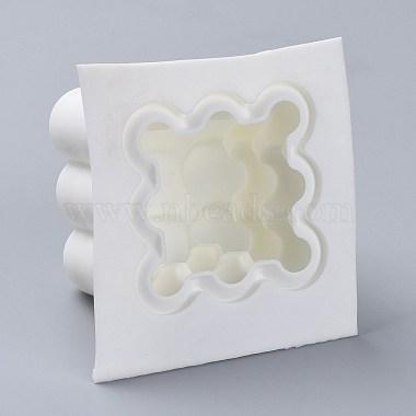 DIY Bubble Cube Candle Molds(DIY-I035-04)-4