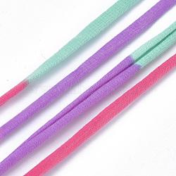 Cordons polyester, colorées, 20~25 mm; 28.5~30 m / rouleau(OCOR-S122-03L)