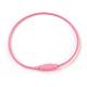 Steel Wire Bracelet Making(MAK-F025-B03)-1