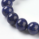 Natural Lapis Lazuli Beads Strands(G-G087-10mm)-3