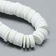 Handmade Polymer Clay Bead Strands(X-CLAY-T002-6mm-37)-1