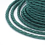 3mm Teal Polyester Thread & Cord(OCOR-L041-3mm-04)
