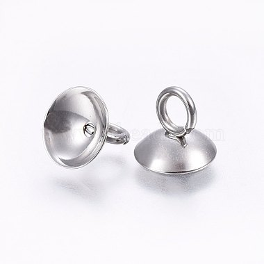 Stainless Steel Color Stainless Steel Bail