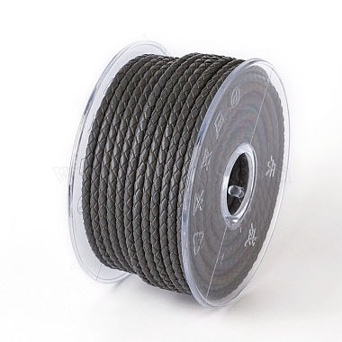 Braided Cowhide Cord(WL-I003-3mm-B-15)-2