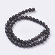Natural Ice Obsidian Bead Strands(X-G-E468-D01)-2