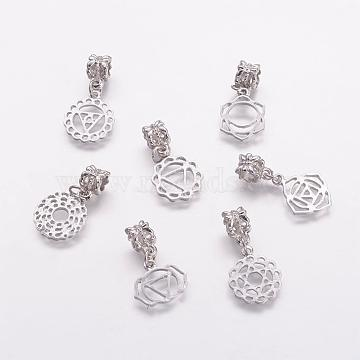 26mm Others Alloy Dangle Beads