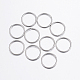 304 Stainless Steel Close but Unsoldered Jump Rings(X-STAS-P151-05)-1
