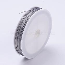 Tiger Tail Wire, Nylon-coated Steel, 0.7mm, 30m/roll(X-TWIR-30R0.7MM-1)