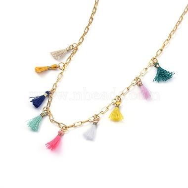 Pendant Necklaces(NJEW-JN02760-01)-2