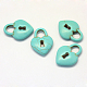 Synthetic Turquoise Pendants(X-TURQ-S283-04A)-1