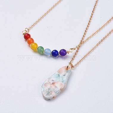 Chakra Jewelry(NJEW-JN02482-01)-3