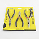 Iron Jewelry Tool Sets: Round Nose Plier(PT-R004-01)-1