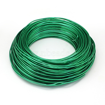 1mm Green Aluminum Wire