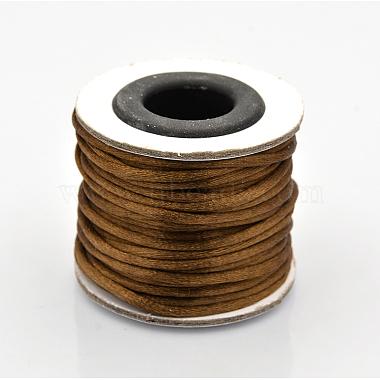 2mm Coffee Nylon Thread & Cord