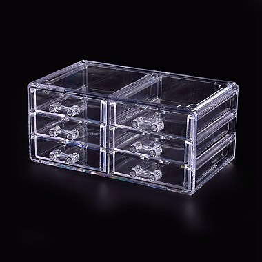 Clear Organic Glass Other Displays