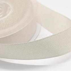 "Ruban gros-grain de polyester doré, blanc, 1-1/2"" (38 mm); environ 100yards / rouleau (91.44m / rouleau)(OCOR-Q017-38mm-01)"