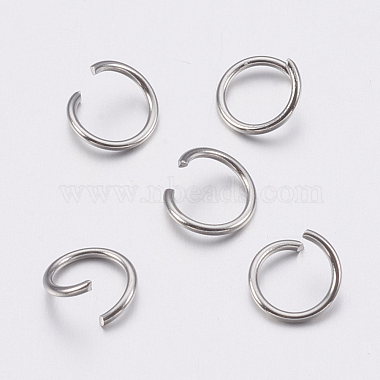 Stainless Steel Color Ring Stainless Steel Open Jump Rings