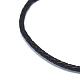 Adjustable Leather Cord Bracelets(BJEW-I242-05C)-2