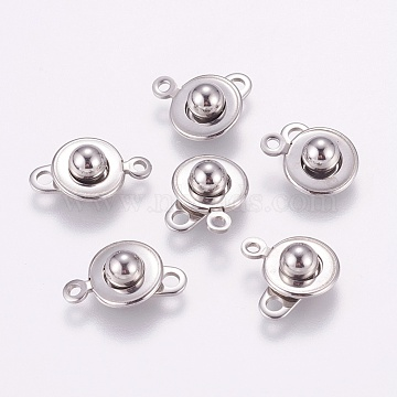Stainless Steel Color Clasps