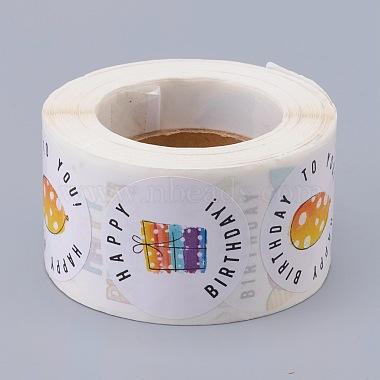 Self-Adhesive Paper Stickers(DIY-A006-C01)-1