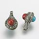 Buddhist Jewelry Findings(KK-K202-A-54AS)-1