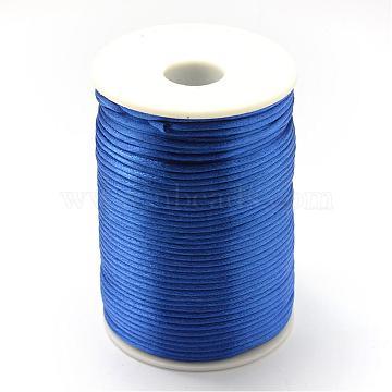 1.5mm MediumBlue Polyacrylonitrile Fiber Thread & Cord